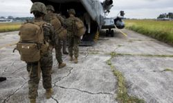 CAI Hosts Special Purpose Marine Air-Ground Task Force-Crisis Response-Africa 18.1 (SPMAGTF-CR-AF)
