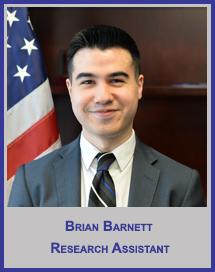 Brian Barnett</p>Research Assistant