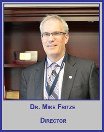 Mike Fritze, PhD</p>Director