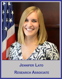 Jennifer Lato</p>Research Associate