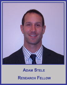 Adam Steele</p>Research Fellow