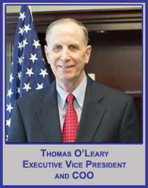 Tom OLeary Executive Vice President and COO
