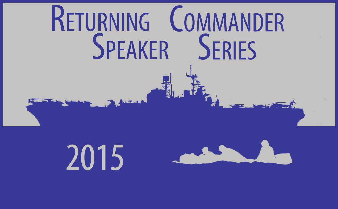 Returning Commander Speaker Series