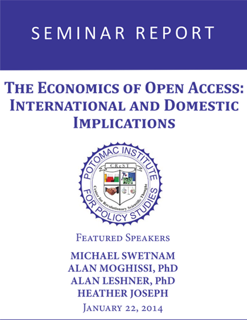 CReST Seminar: The Economics of Open Access