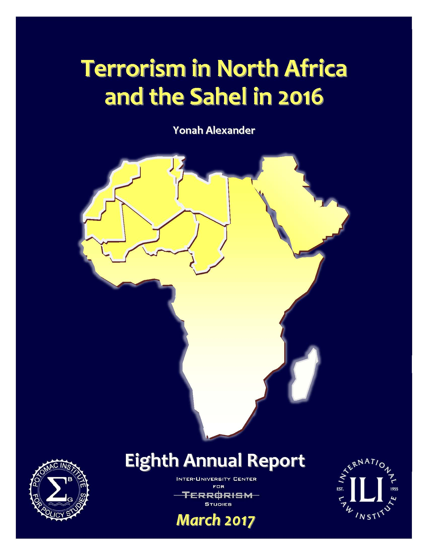 Terrorism in North Africa and the Sahel in 2016