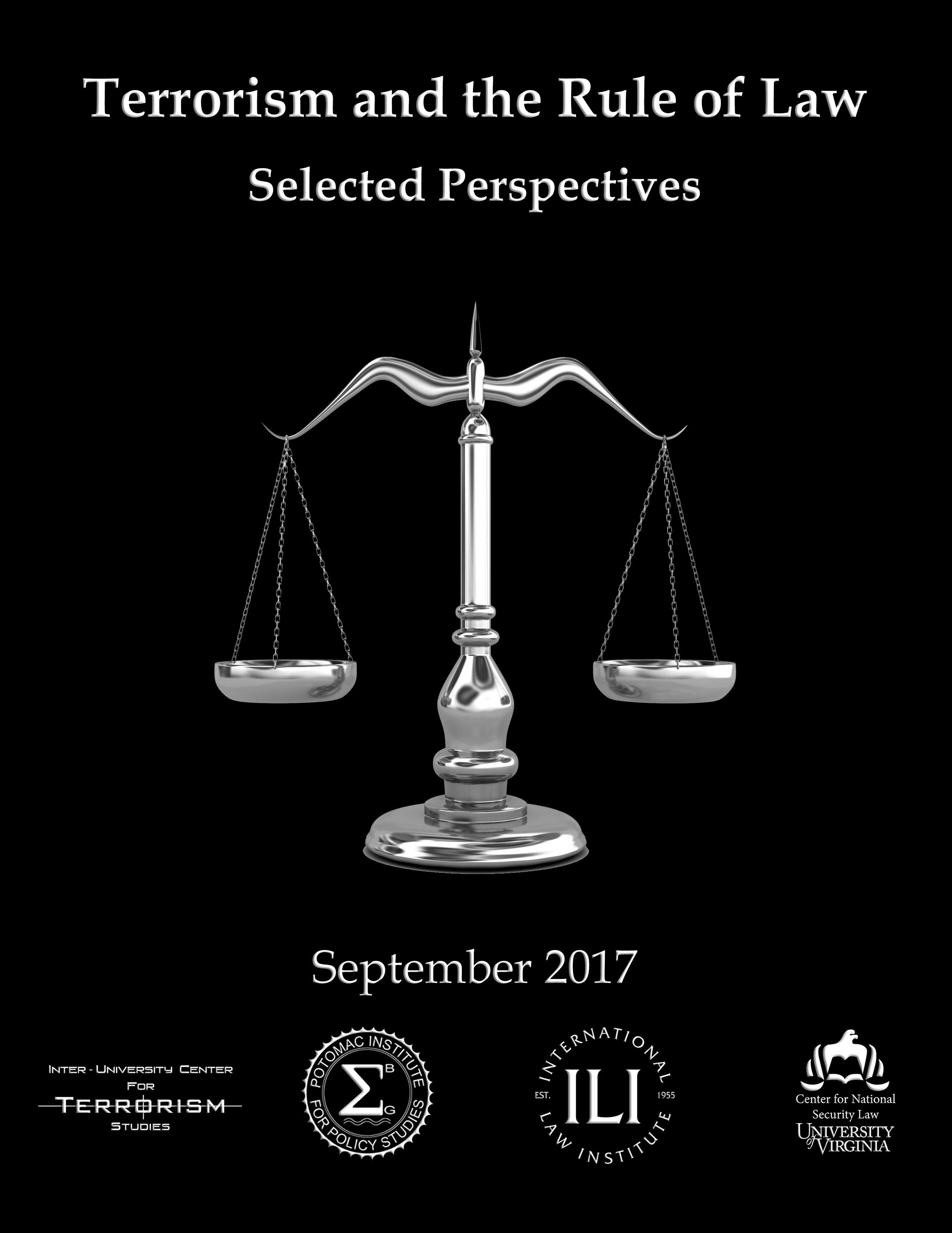 International center for terrorism studies icts terrorism and the rule of law selected perspectives fandeluxe Choice Image