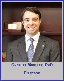 Charles Mueller, PhD</p>Director