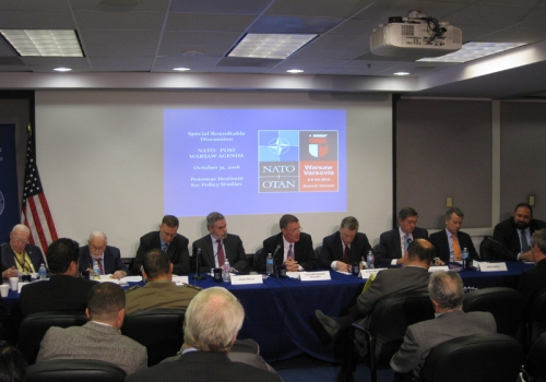 NATO: Post Warsaw Agenda