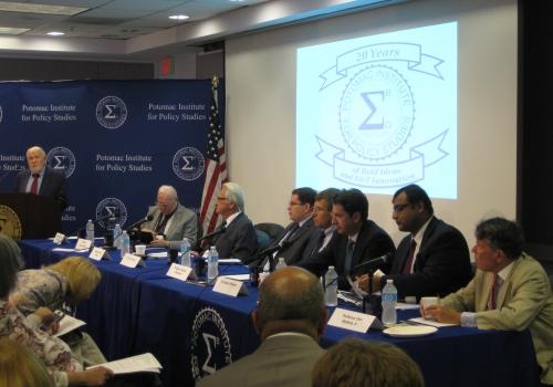 """Terrorism Generational Challenges: Political, Social, Economic, and Strategic Implications"" Seminar"