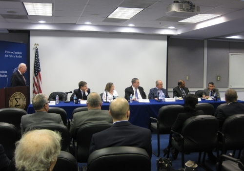 """""""Combating Terrorism: The Role of Sharing Intelligence"""" Seminar"""