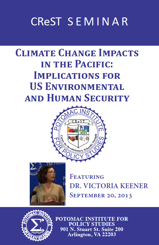 CReST Seminar - Climate Change in the Pacific