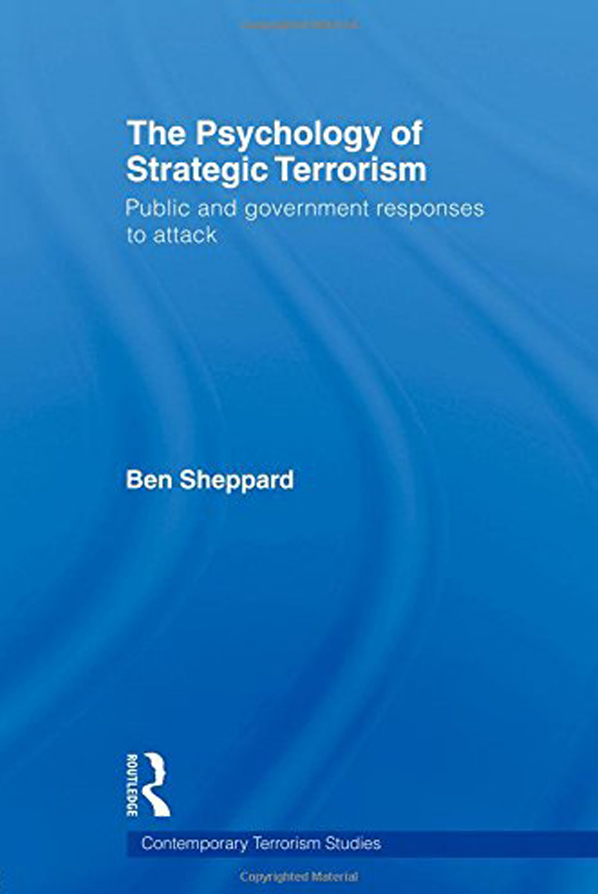 Books the psychology of strategic terrorism public and government responses to attack fandeluxe Gallery