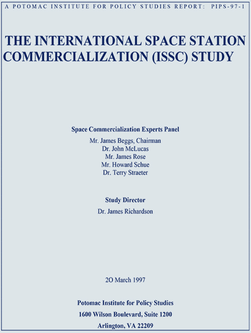 The International Space Station Commercialization (ISSC) Study